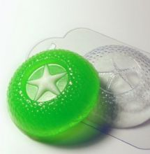 Форма для мыла Морская звезда