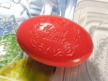 Форма для мыла 3D HandMade (Задняя часть)